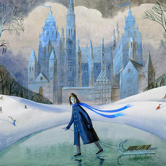 009 The Snow